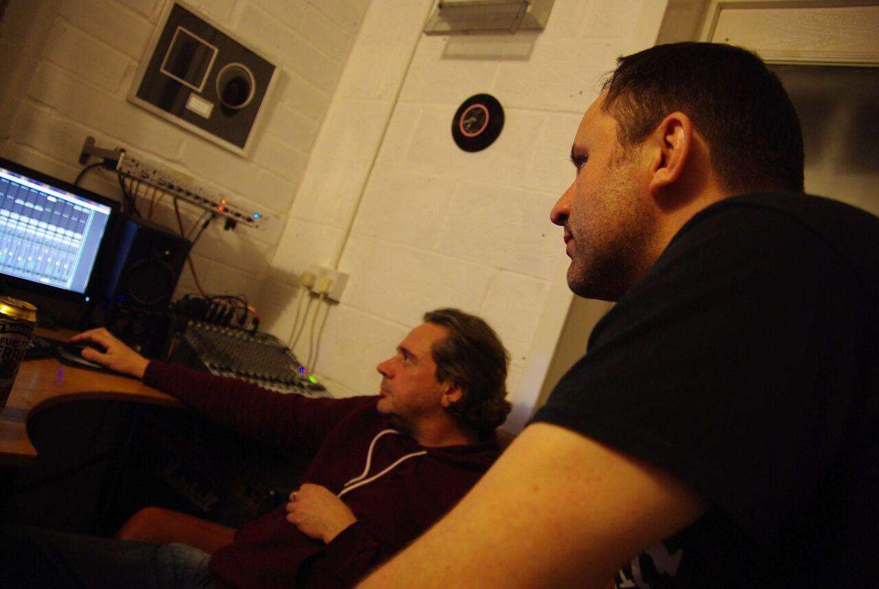 Dave and Jon